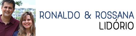 Ronaldo e Rossana Lidório